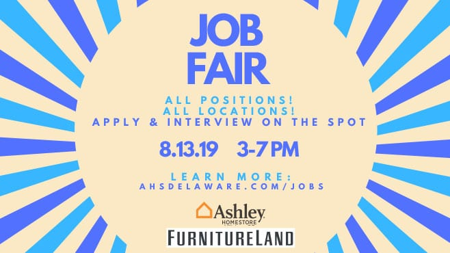 Join the Ashley Homestore Team