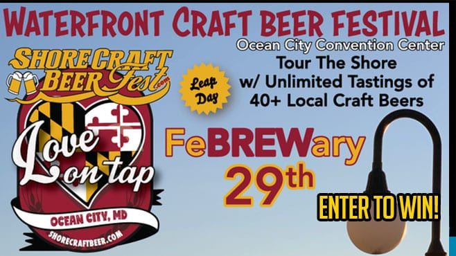 5th Annual Love On Tap – FeBREWary!